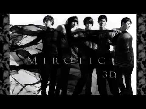 TVXQ - MIROTIC (주문) [3D Audio]
