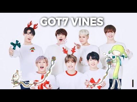 GOT7 VINE COMPILATION (#1)