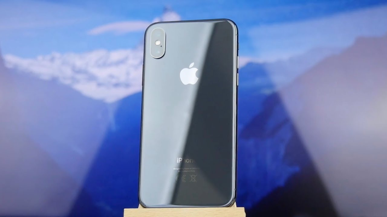 41b236d590530 Видеообзор Apple iPhone X 64Gb (Space Gray) как новый Apple Certified  Pre-owned (FQAC2)