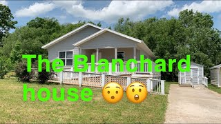 "I WENT TO THE BLANCHARD HOUSE!!! From the hit Hulu series ""The Act"""