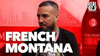 French Montana talks King of New York, Tekashi 6ix9ine, Hip Hop Police & More!