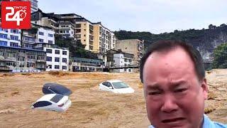 🔥Tin Lũ Lụt Khẩn Cấp Mới Nhất | Tin Thời Sự Mưa Lũ Miền Trung Nóng Nhất 24h