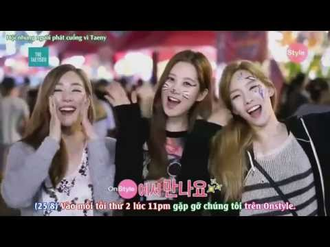 [Vietsub] 140815 The TaeTiSeo Preview - Onstyle Reality Show