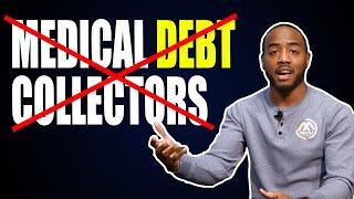 Don't Pay Medical Debt Collectors