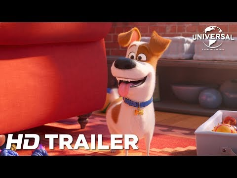 The Secret Life of Pets 2'