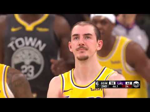 Most Athletic plays by Alex Caruso (Blocks, Dunks...)