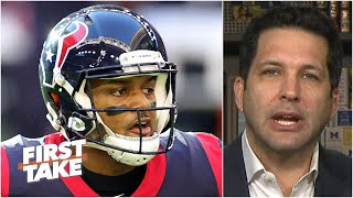 Adam Schefter breaks down the factors that led to Deshaun Watson's trade request | First Take