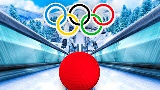 MINIGOLF WINTER OLYMPICS! - Golf It