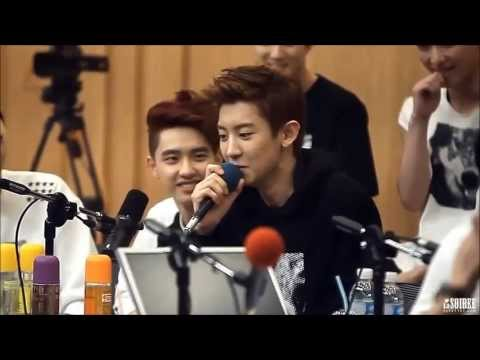 [130711] EXO K Chanyeol - beatbox cut :-)