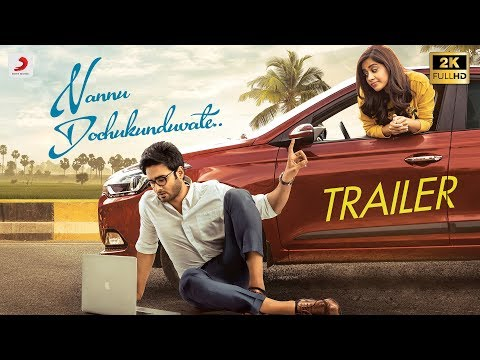 Nannu-Dochukunduvate-Trailer