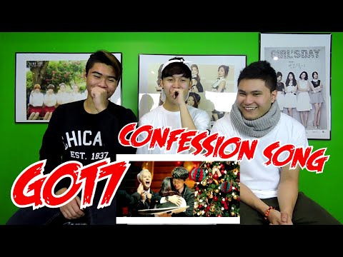 GOT7 - CONFESSION SONG MV REACTION (FUNNY FANBOYS)