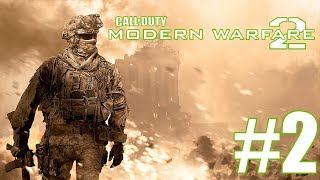 DAI CHIEN THI TRAN CUNG STEVE ''CALL OF DUTY MODERN WARFARE 2''  #2-ANH_HUNG_STEVE