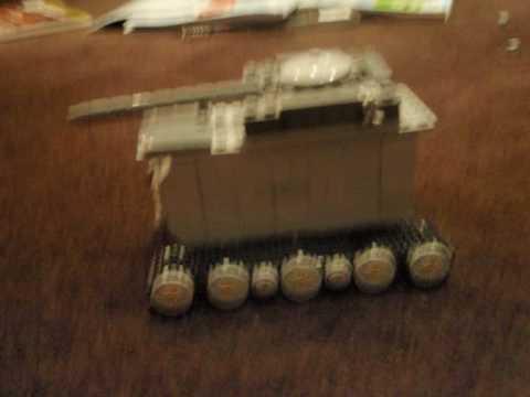 Tank Instructions Lego Ww2 Tank Instructions