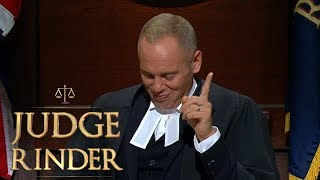 The Judge Can't Speak After a Hilarious Answer | Judge Rinder