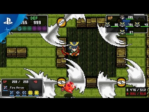 Cladun Returns: This is Sengoku! Trailer