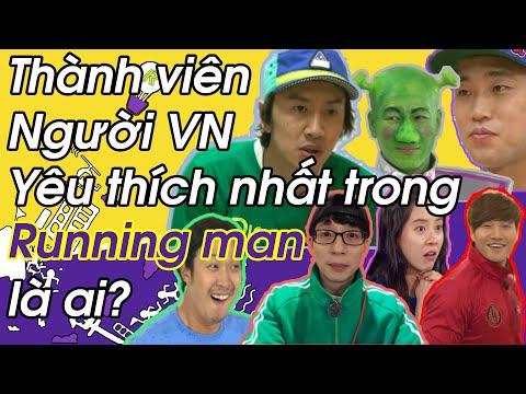 Thành viên Người Việt nam yêu thích nhất trong