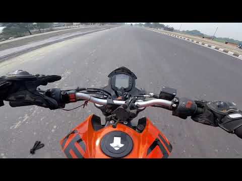 video KTM Duke 125 BS6
