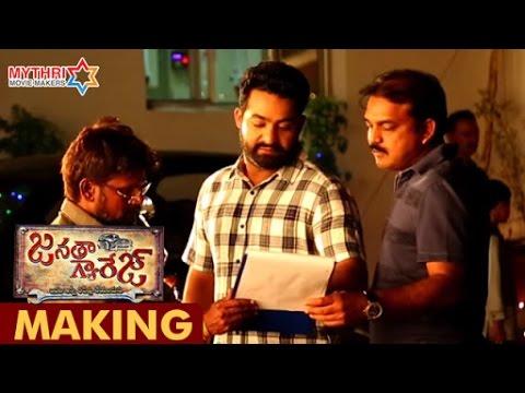Janatha-Garage-Telugu-Movie-Making