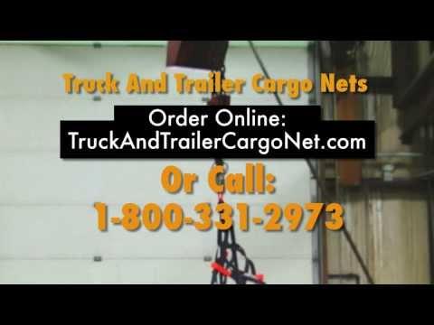 Truck Cargo Net Torture Testing