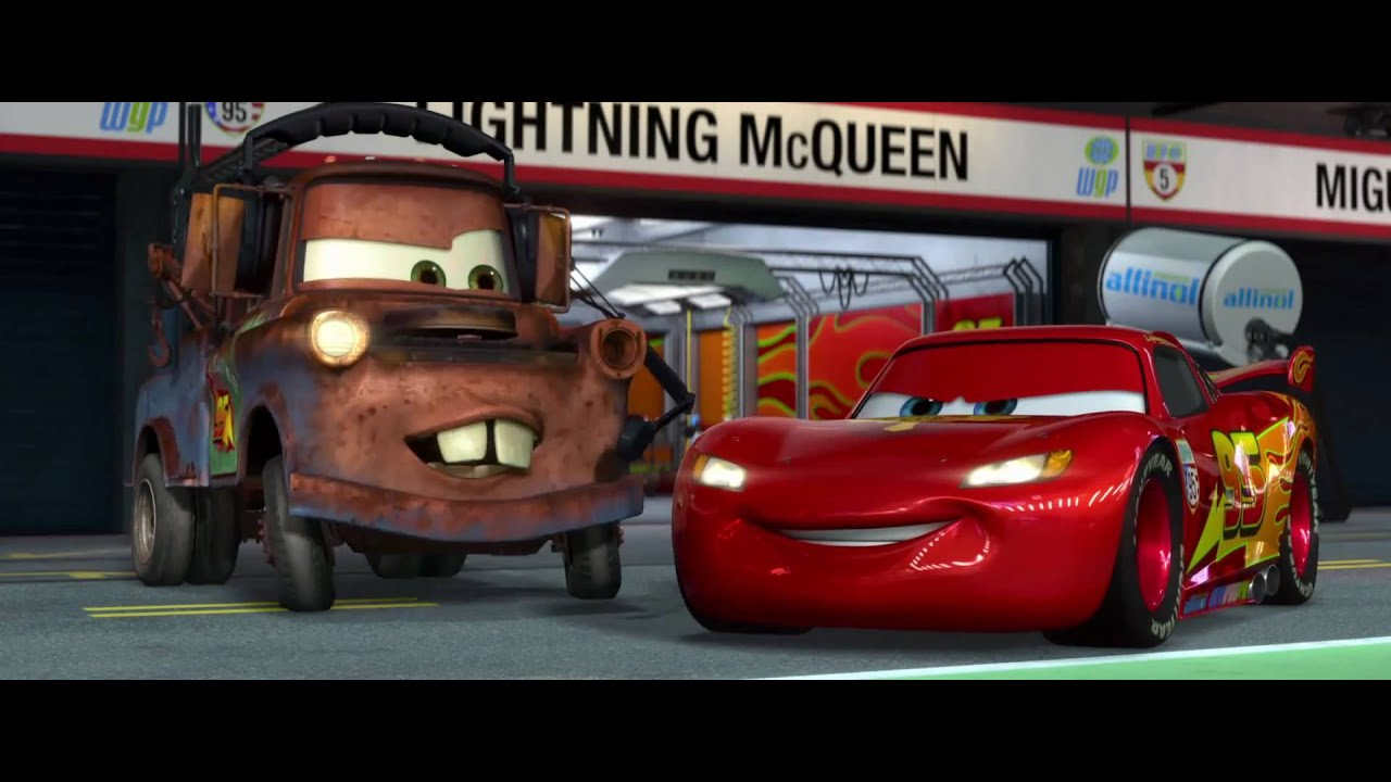 Disney pixar cars 2 original movie trailer hd youtube - Watch cars 3 online free dailymotion ...