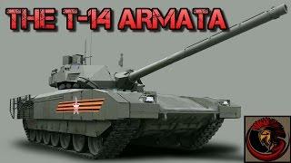 T-14 Armata Russian Main Battle Tank - Tank Overview
