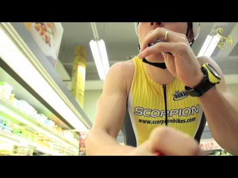 The Real Triathlete - Part 1 - In the shop