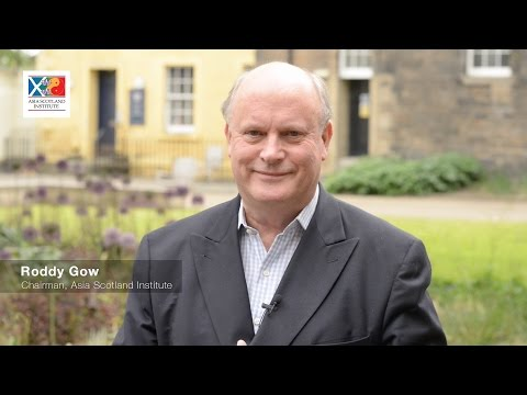 """Roddy Gow OBE: """"Brexit"""""""
