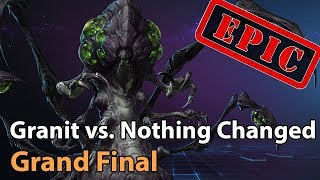 ► Heroes of the Storm: Nothing Changed vs. Granit Gaming - Grand Final HeroesHype