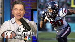 Texans shakeup roster with Jadeveon Clowney, Laremy Tunsil deals | Pro Football Talk | NBC Sports