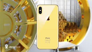 iPhone XS MAX GOLD EDITION 24K 💎💎💎 - EL IPHONE MAS LUJOSO