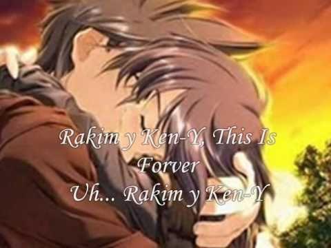 Te amo - Rakim & Ken-y  Forever 2011(con letra)(original) ♥♥♥