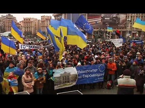Сторонники евроинтеграции готовят живую цепь от Киева до Европы