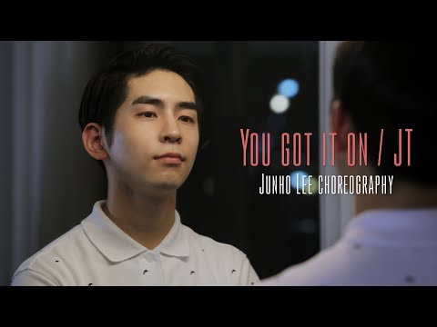 You Got It On - Justin Timberlake | Junho Lee choreography