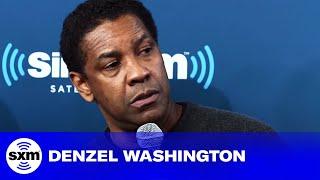 """Denzel Washington: """"It's not color, it's culture."""" // SiriusXM // Urban View"""