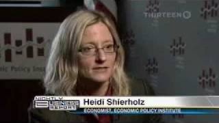 Heidi Shierholz on Employment