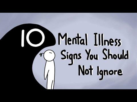 Симптоми за проблеми со менталното здравје што не смеете да ги игнорирате