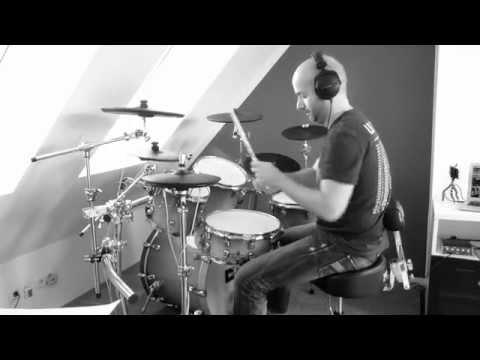 The Cranberries - Zombie - Drum Cover (Steven Slate Drums 4, CLA Expansion) #19