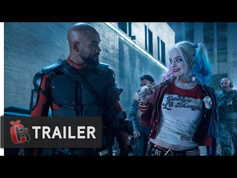 Sebevražedný oddíl (2016) - první oficiální trailer