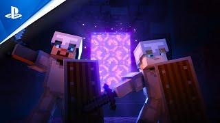 Minecraft - Nether Update Trailer | PS4