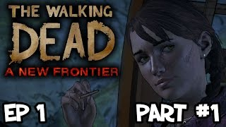 The Walking Dead - A New Frontier - GETTING HIGH - Episode 1: Part 1