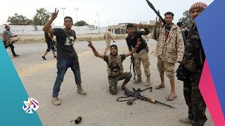 العربي اليوم  ليبيا .. معركة طرابلس     -