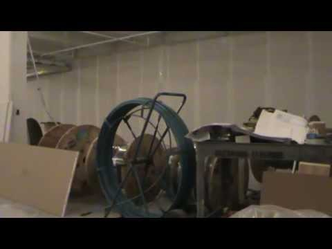 AIMS Data Center Progress Video May 9 2013