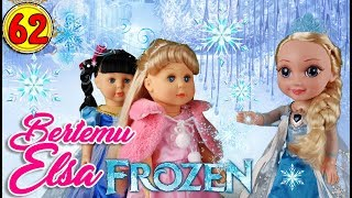 #62 Bertemu Elsa FROZEN - Boneka Walking Doll Cantik Lucu -7L | Belinda Palace - YouTube