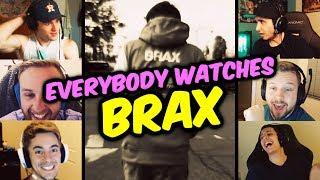 """Everybody Watches BRAX: Best Reactions to """"Everybody Hates Swag"""" [ft. sgares/n0thing/summit/& more]"""