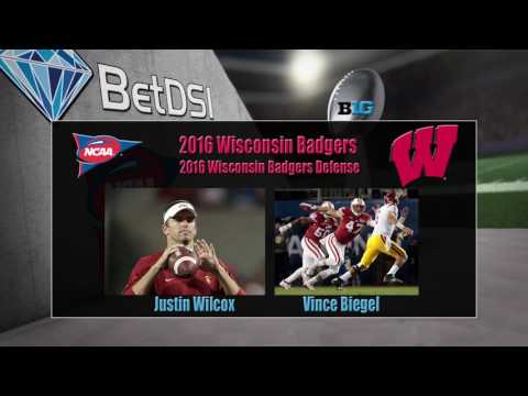 2016 NCAA Betting | Wisconsin Badgers Team Preview and Odds