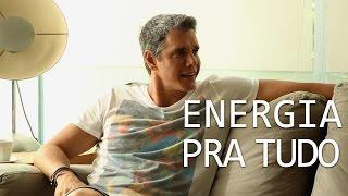 Mix Palestras | #MovidosPorEnergiaSolar | A casa de Márcio Garcia