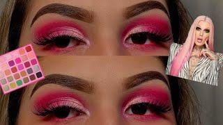 Morphe X Jeffree Star Artistry Palette 🍓| Aneidyn