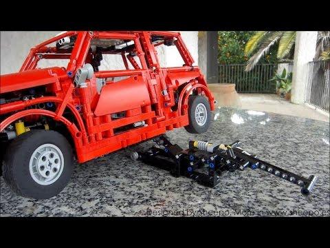 Crick d'atelier en LEGO