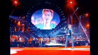 Johnny Hallyday - L'Envie ( Stade de France 1998 ) + Paroles (HQ)