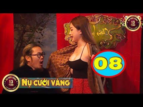 Hài Tết 2018 | Cười Hở Mười Cái Răng - Tập 8 - Bói Nhảm | Phim Hài Tết Vượng Râu